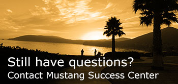 Mustang Success Center
