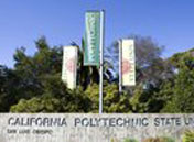 Cal Poly Entrance Wall
