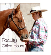 Faculty Office Hours