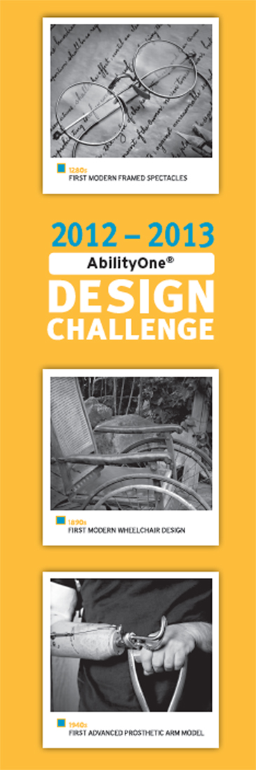 11th Annual AbilityOne Design Challenge Poster