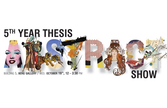 5th Year Thesis Show