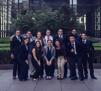 Cal Poly Bank of America Team takes 1st Place!