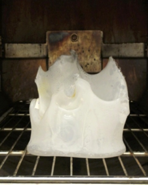 plastic carboy melted after autoclave run