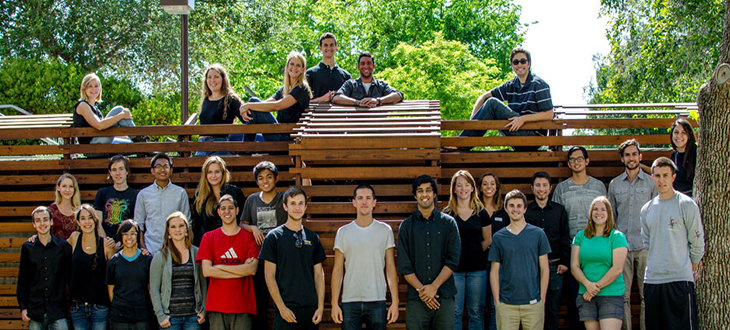 Photo of Solar Decathlon 2015 Student Participants