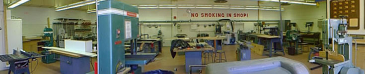 Photo of shop facilities
