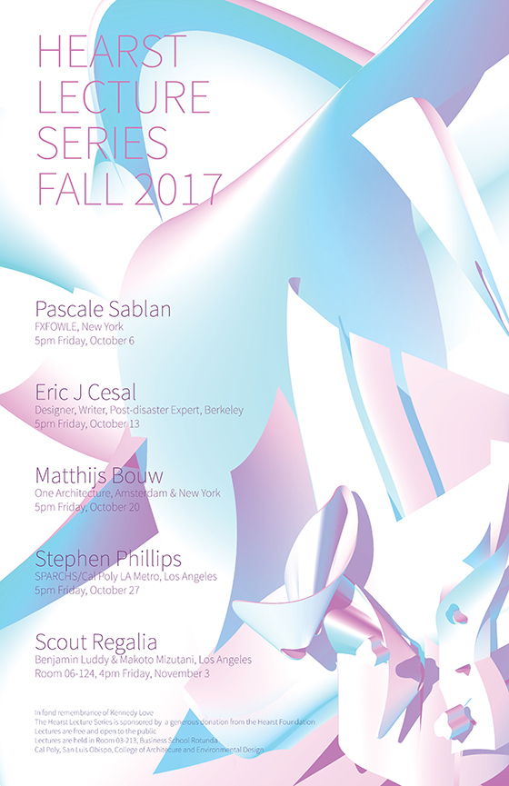 Hearst Lectures Fall 2017
