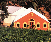 Picture of the a winery building