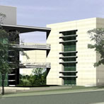 Picture of California Center for Construction Education building render