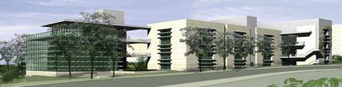 Picture of CM building rendering