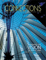 Cover of 2008 Connections Magazine