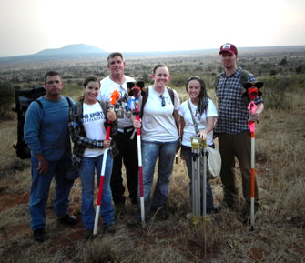 Photo of 2010 tanzania survey group