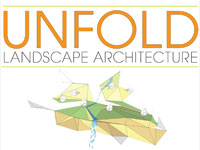 Unfold art show design