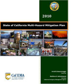 image of Cal EMA mitigation plan cover