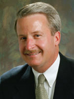 Photo of former Assoc. Dean K. Richard Zweifel