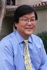 Career Services Director, Martin Shibata