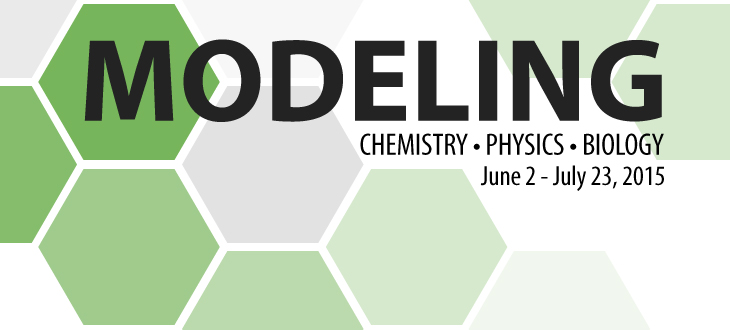 Cal Poly Modeling Workshop 2015 June 22 - July 3, 2015