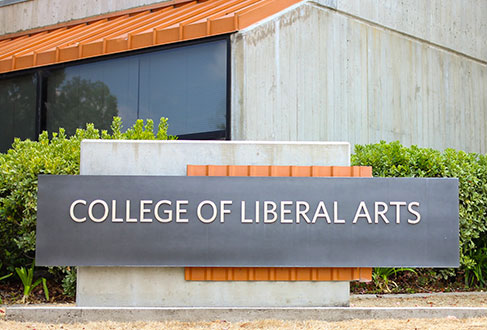 About the College of Liberal Arts - CLA Sign