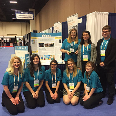 Graphic Communication Students Win Phoenix Challenge Packaging Competition