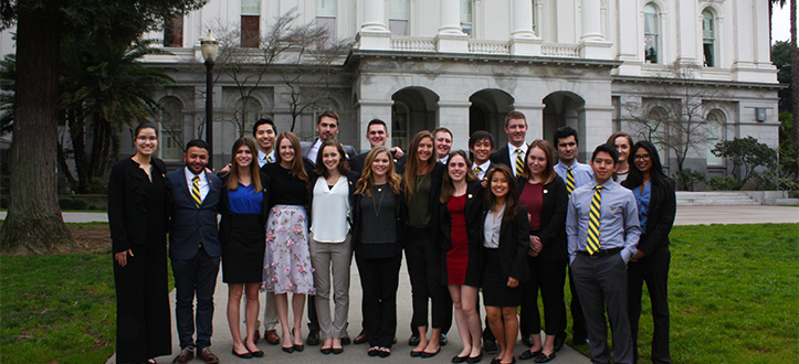 Students honored by lawmakers at state capitol