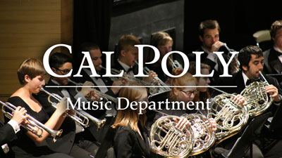 Cal Poly Music Department Season 2015-16