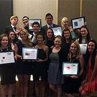 Journalism recognized with top honors