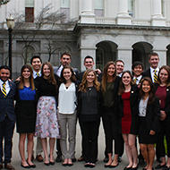 Students honored by lawmakers