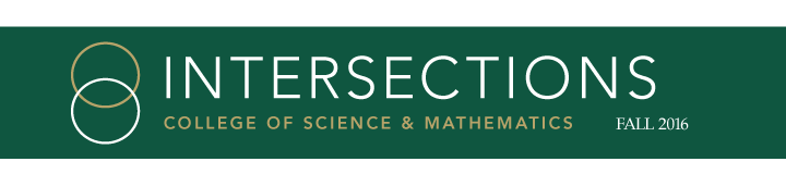 Intersections College of Science and Mathematics Fall 2016