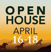 Open House April 16-18