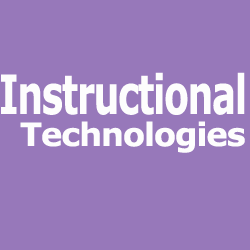 Instructional Technologies