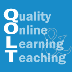 Quaility Online Learning & Teaching