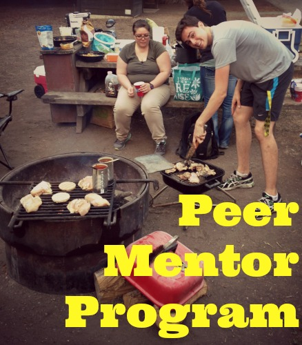 Peer Mentor Program Camping in Montana de Oro