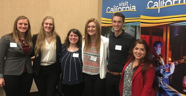 Cal Poly EIM Department students attend professional seminar Global Ready China