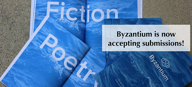 Byzantium Now Accepting Submissions