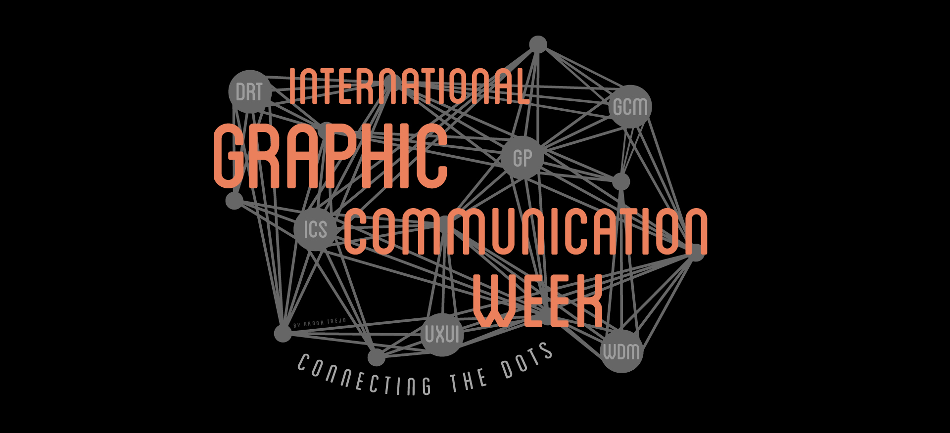 International Graphic Communication Week Logo 2017