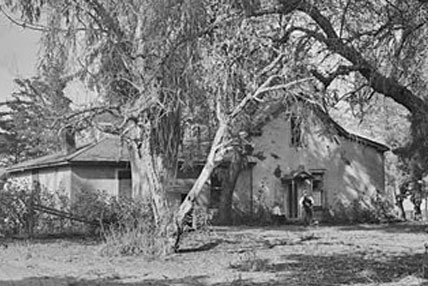 Dana Adobe in Nipomo, CA