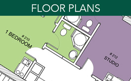 Lofts Floor Plans