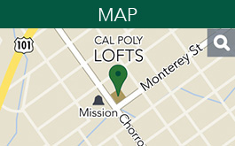 Cal Poly Lofts Map Location