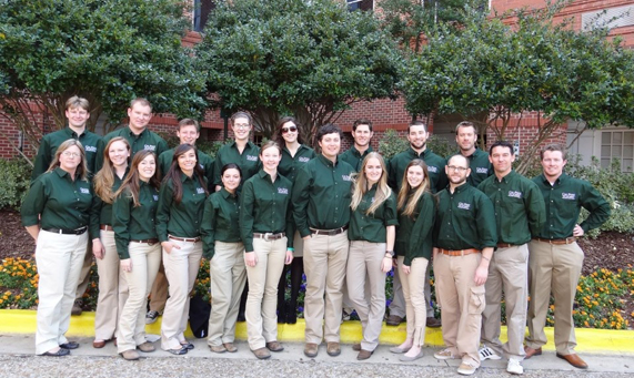 Photo of Cal Poly interdisciplinary PLANET team