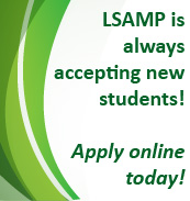 Info on how to apply to LSAMP
