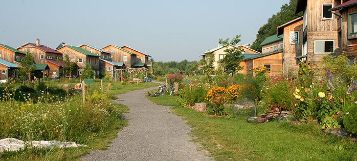 Ithaca Ecovillage