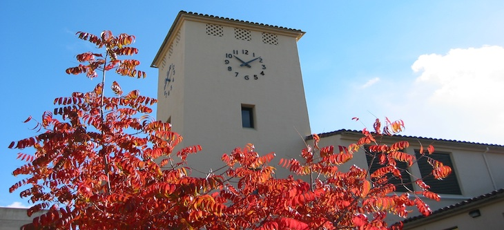 Bldg. 2 Clock Tower