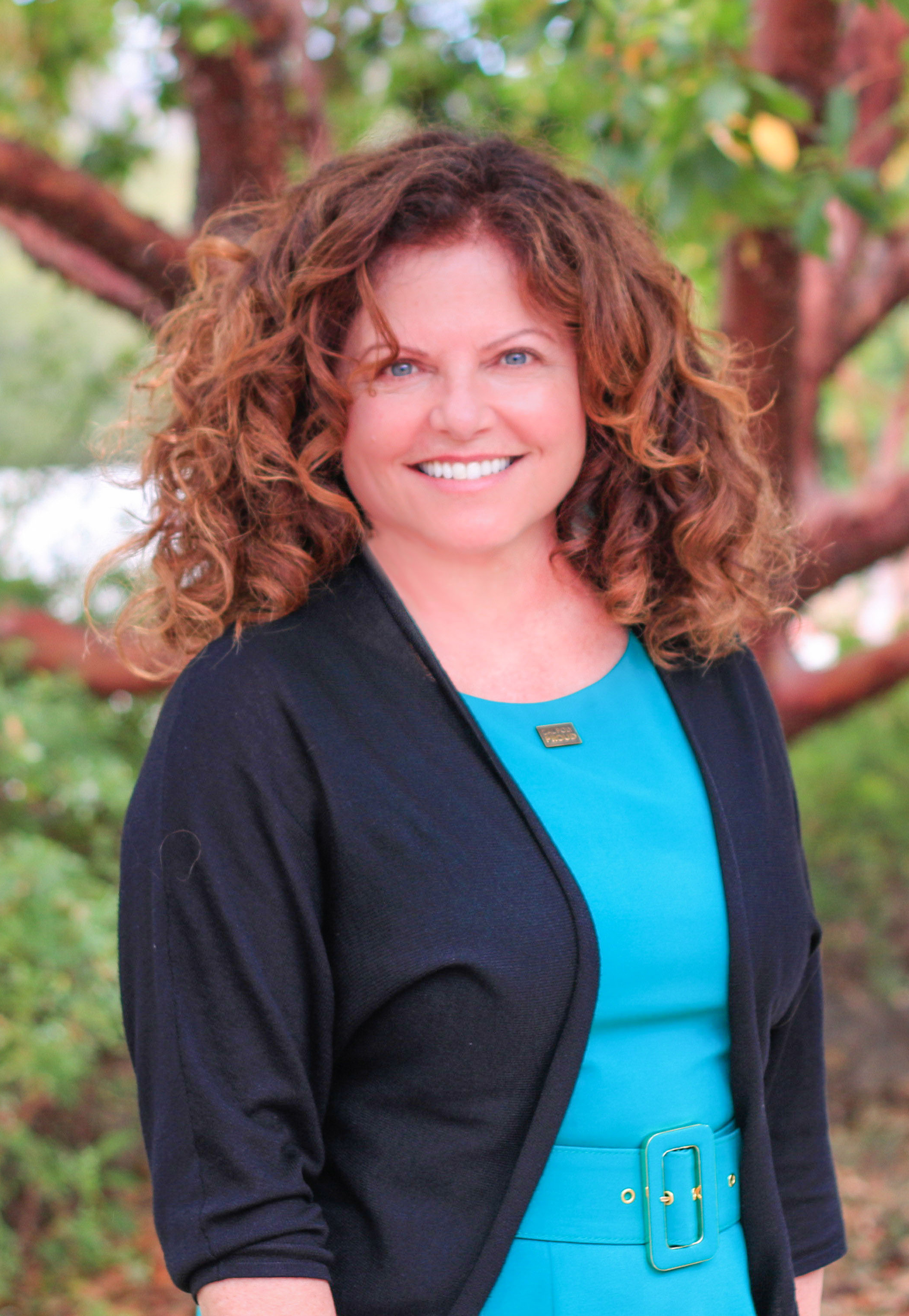 Clare O'Brian associate vice president for student affairs cal poly san luis obispo