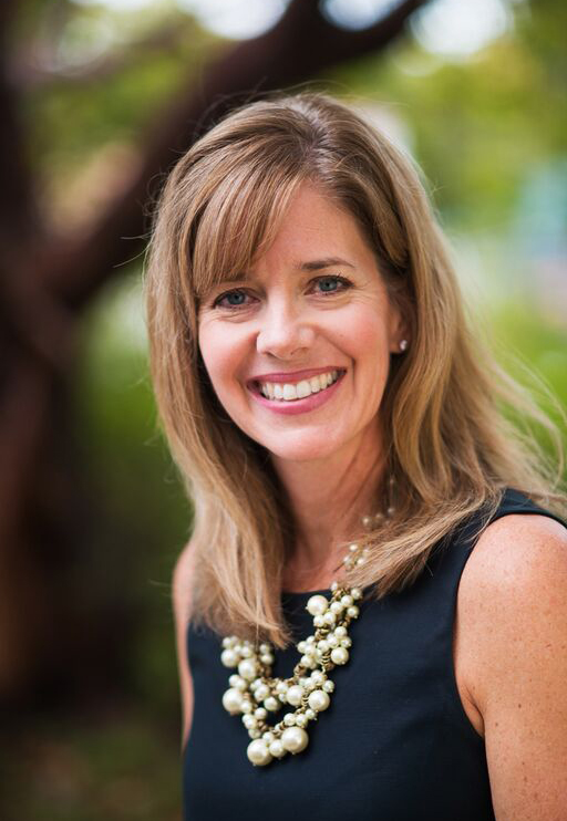 Ellen Cohune assistant vice president for alumni relations and executive director alumni association cal poly san luis obispo