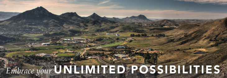 cal poly university san luis obispo california