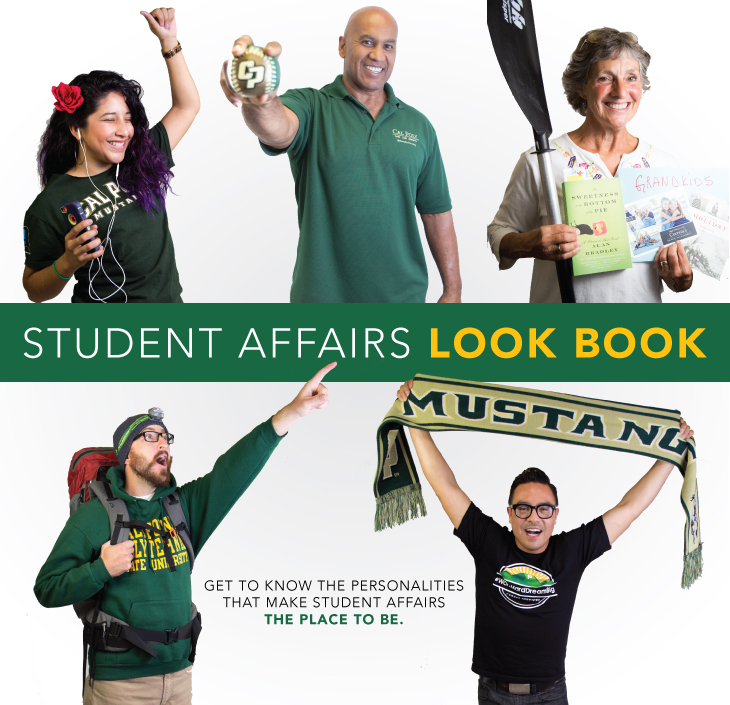 Student Affairs Look Book Staff Directory