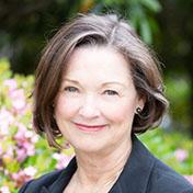 Interim Provost Mary Pedersen