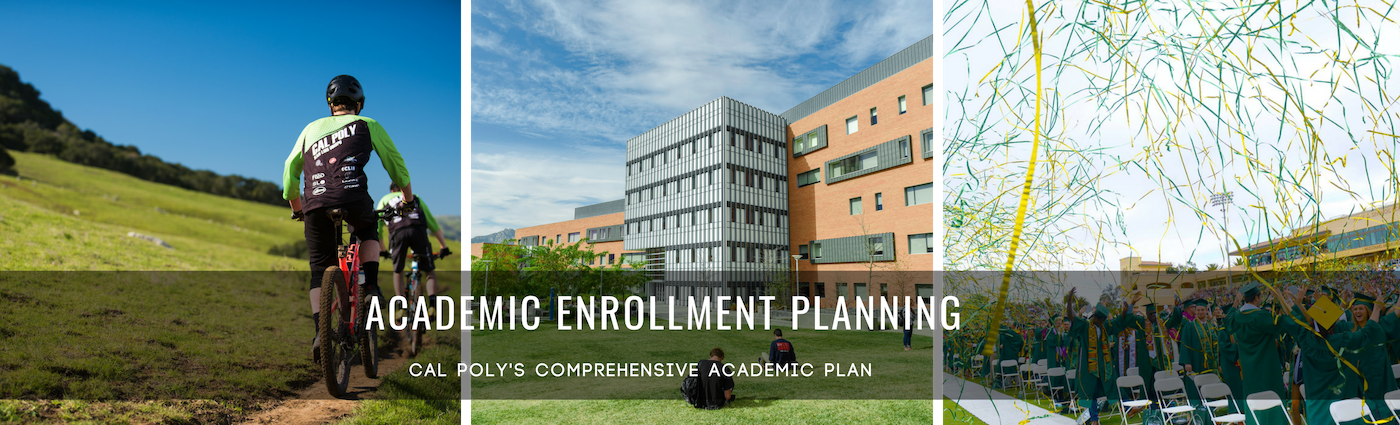 Part of Cal Poly's Comprehensive Academic Plan for Vision 2022