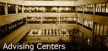 list of Advising Centers