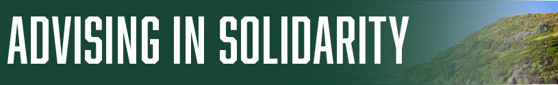 Advising in Solidarity