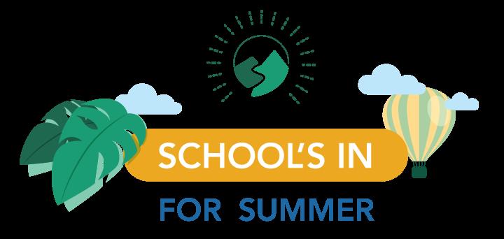 School's in for Summer